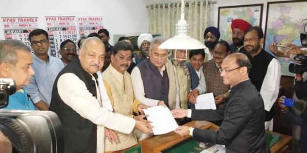 charandas-mahant-nominated-for-vidhansabha-speaker-may-won-unopposed