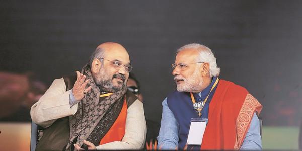 भोपाल में भाजपा कार्यकर्ताओं का 'महाकुंभ' आज, चुनावी अभियान का आगाज करेंगे मोदी-शाह