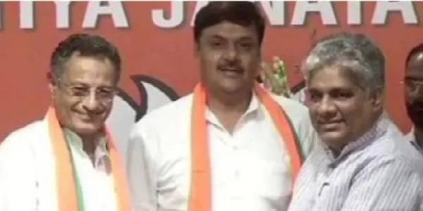 यूपी: BJP ने संजय सेठ और सुरेंद्र नागर को बनाया उम्मीदवार, सपा से दिया था इस्तीफा