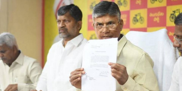 Naidu demands CBI's investigation into the death of former A.P. Speaker Kodela