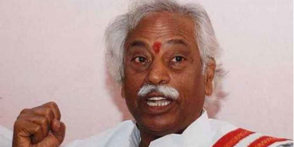 Will assume charge of office on Sep 5: Bandaru Dattatreya