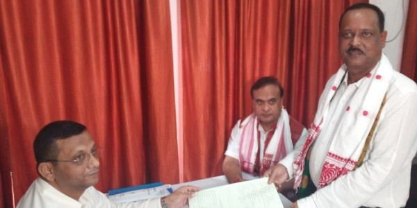 Himanta Biswa claims to win all four seats in by-polls