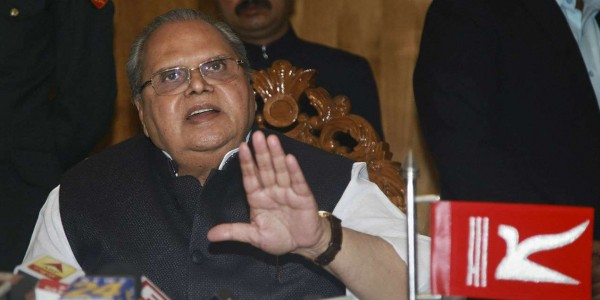 Terrorists carrying out odd attacks as they've lost the battle: J&K Guv