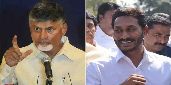 Security tightened at Chandrababu Naidu, YS Jagan residences in Amaravati