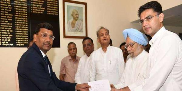 मनमोहन सिंह का राज्यसभा सदस्य चुना जाना तय, भाजपा नहीं उतारेगी प्रत्याशी