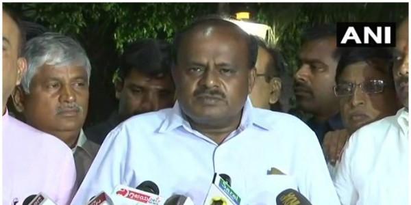 Kumaraswamy to Review Relief Operations in Kodagu, 873 Marooned People Rescued so Far