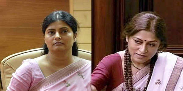 Centre accords VIP security to Anupriya Patel, Roopa Ganguly