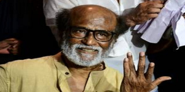 Infiltration of anti-social elements into peaceful protest led to Thoothukudi violence, says Rajinikanth