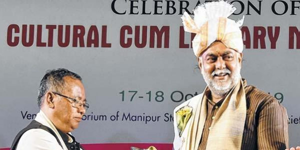 Prahlad Singh Patel notes rich culture of Manipur