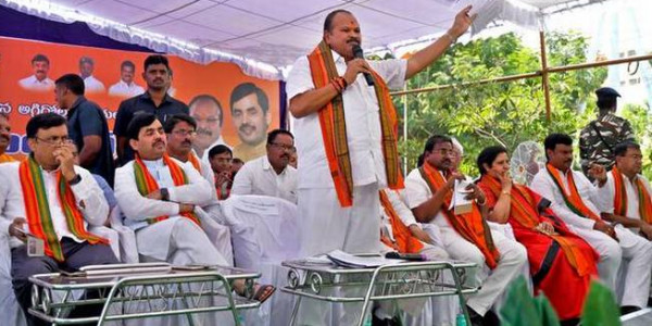 BJP expects a 'miracle' in Andhra Pradesh