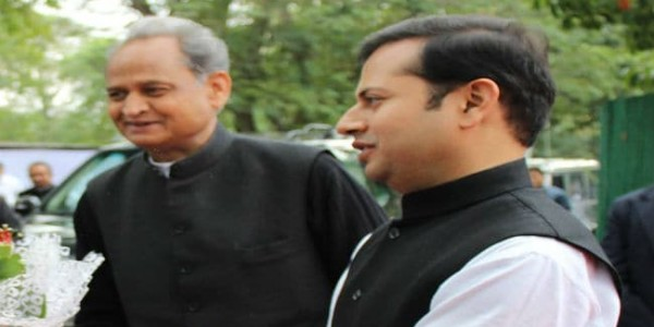 In Congress's Latest List, Ashok Gehlot And Jaswant Singh's Sons