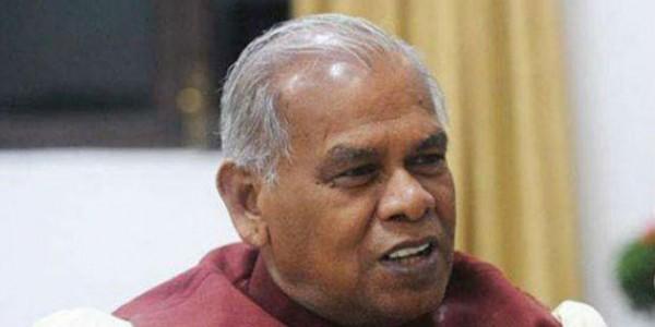 बिहार में केंद्र लगाये राष्ट्रपति शासन : जीतन राम मांझी