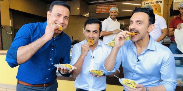 प्रदूषण के मुद्दे पर गंभीर नहीं गौतम, बैठक के समय इंदौर में खा रहे थे जलेबी
