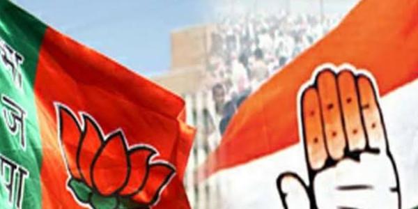 चित्रकोट उपचुनाव: जमीन के दम पर जीत का दावा कर रही कांग्रेस, BJP ने भी लगाया दम