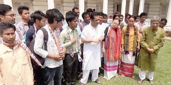 IPFT exodus shot in Tripura Congress arm