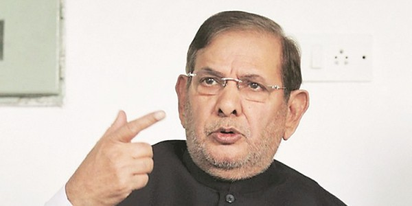 Sharad Yadav junks speculation on merger with RLSP