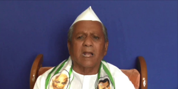 People unhappy with Cong. Ministers from Vijayapura