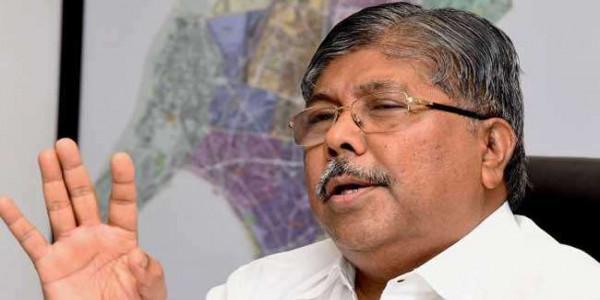 चंद्रकांत पाटिल का खुलासा, महाराष्ट्र में कांग्रेस-एनसीपी के कई विधायक भाजपा में होंगे शामिल