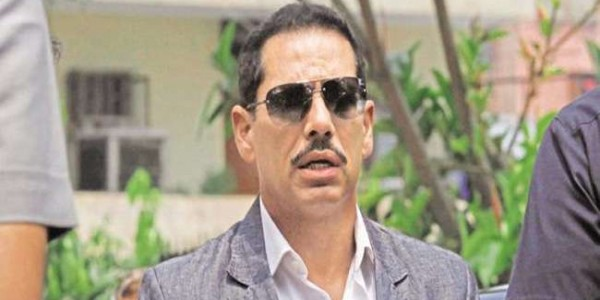 summons-robert-vadra-to-appear-tomorrow-for-questioning-in-money-laundering-case