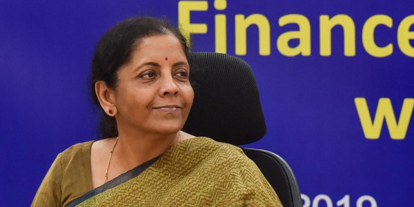State Run Banks Will Help Small Businesses: Nirmala Sitharaman