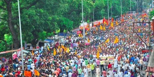 Sabarimala Protests : RSS has been intolerant of temple's uniqueness, says Kerala CM
