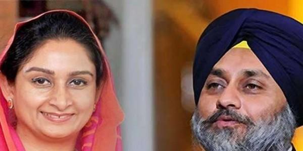 क्या Modi cabinet में मंत्री बन पाएंगे सुखबीर या हरसिमरत, ये है सीटों का गणित