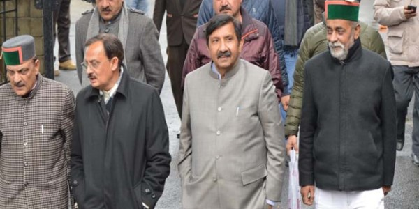 himachal-pradesh-shimla-opposition-walked-out-from-assembly-in-budget-session-himachal