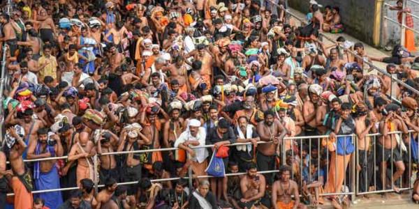 MHA Warned Kerala of Protests at Sabarimala, Govt Failed to Take Note