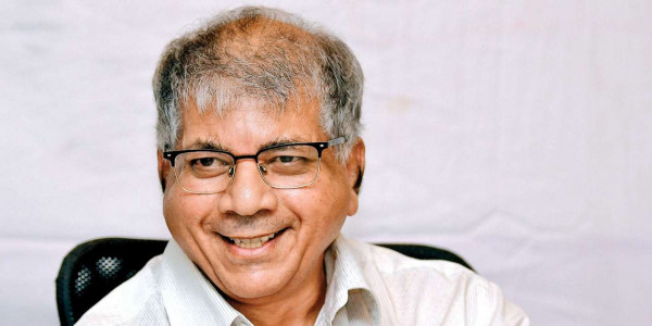 Congress needs to admit that they are organisationally weak, says VBA chief Prakash Ambedkar