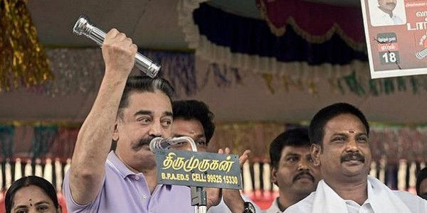 Polls not just to choose a PM: Kamal Haasan