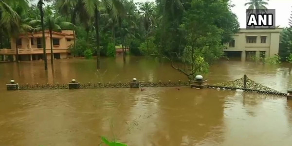 First casualty from West Bengal in floods