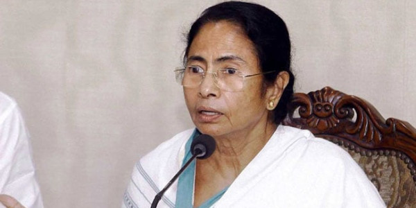 Mamta Banerjee Will Not Attend In The Oath Ceremony Of Kamal Nath