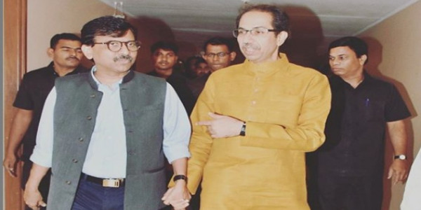 Will Lead the 3 Party Alliance and No One Can Stop Us: Sanjay Raut