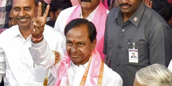 KCR to visit Telangana Bhavan today