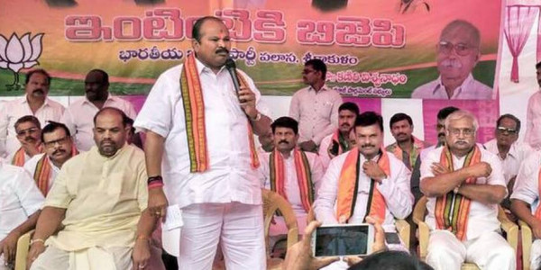 TDP showing Centre in poor light, says Kanna