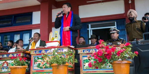 Arunachal: Khandu stresses on development and revenue generation