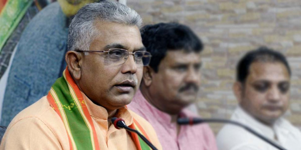 Abhijeet Banerjee is a 'Big Personality': WB BJP President Dilip Ghosh