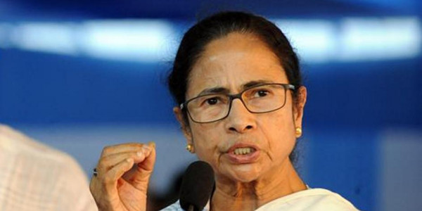 Mamata Banerjee to protest against Centre over tax on Durga Puja