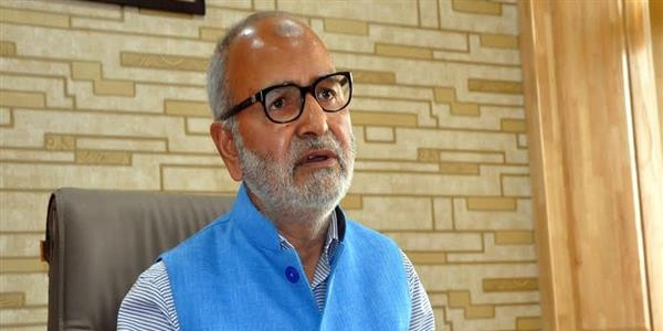 Jammu and Kashmir Crime Branch questions former PDP minister Naeem Akhtar