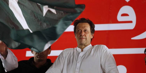Imran Khan condemns civilian killings in Pulwama, vows to take up issue with UN
