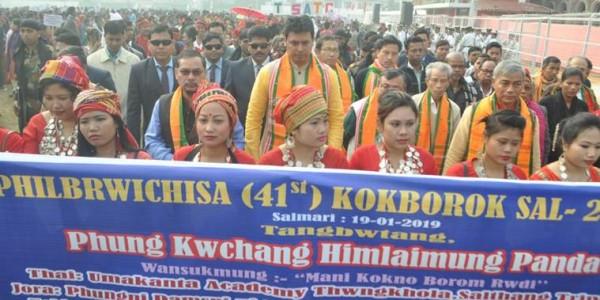 Tripura celebrates Kokborok Day, CM Biplab Deb aspires to learn indigenous language in one year