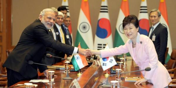 सियोल में बोले पीएम मोदी, भारत पांच हजार अरब डॉलर की अर्थव्यवस्था बनने की ओर अग्रसर