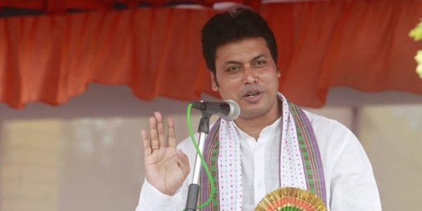 Tripura CM Biplab Deb vows to take stern action against corruption