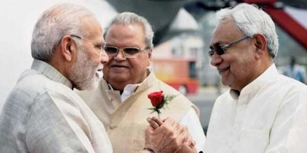 लोकसभा चुनाव: विपक्षी गठबंधन को जवाब देने के लिए पटना में होगी NDA की रैली, PM मोदी संग मंच पर होंगे नीतीश और पासवान