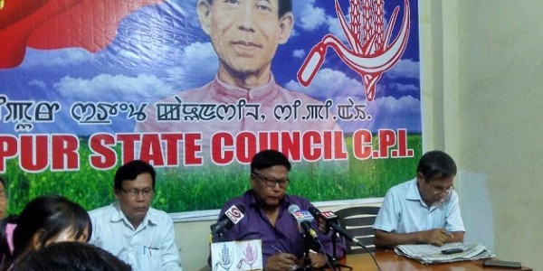 CPI demands probe into Manipur's financial crisis, suspension of state govt