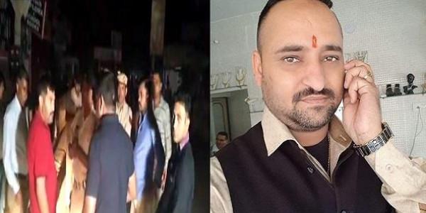 करनाल में भाजपा मंडल उपाध्यक्ष की गोली मारकर हत्या