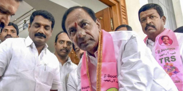 Telangana CM increased the workload of 4 ministers