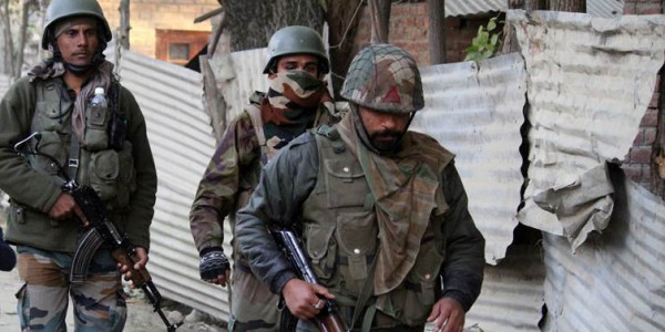 Jammu and Kashmir: 587 incidents of violence in 2018, informs Home Ministry