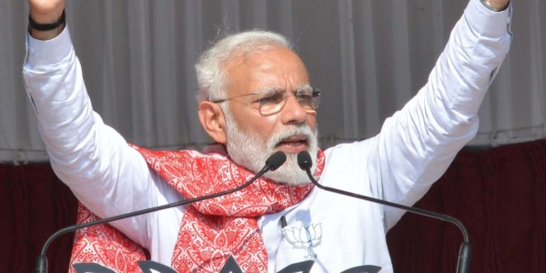 History will not forgive Modi for his lies: Nagaland Cong