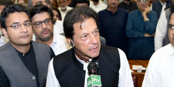 India Summons Senior Pakistan Official, Slams Imran Khan Govt Over 'Hollow' Peace Claims